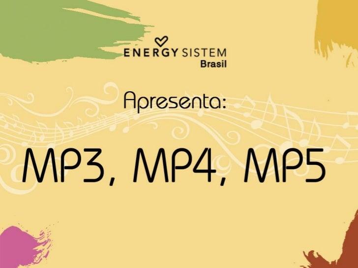Energy Mp3 4GB Energy Sistem                     4gb                  Tela LCD          O modos de equalização            ...