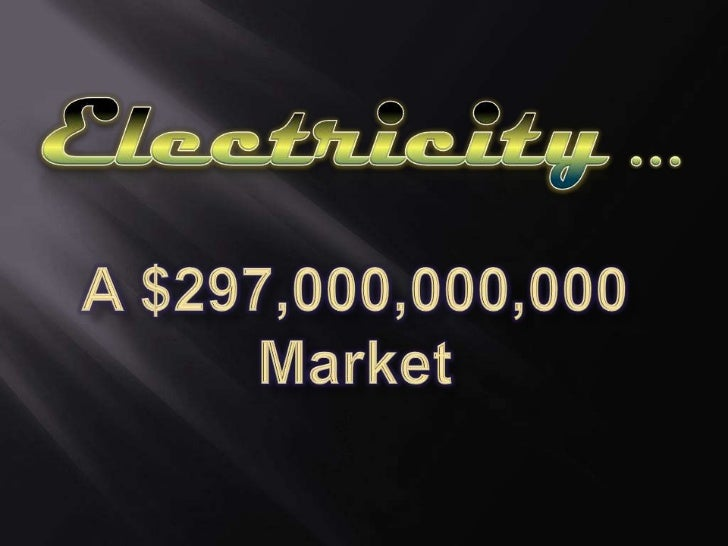 This chart shows the movement of electric prices on the wholesale market    Electricity market is 10 times more volatile t...