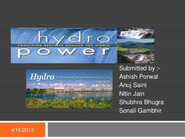 Submitted by :-            Ashish Porwal            Anuj Saini            Nitin Jain            Shubhra Bhugra            ...