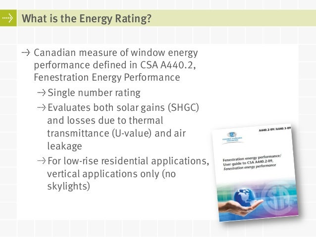 Energy ratings for windows balancing energy consumption R rating for windows