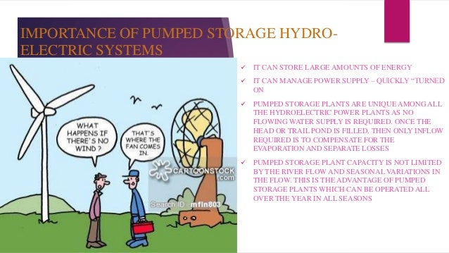 Advantages And Disadvantages Of Pumped Storage