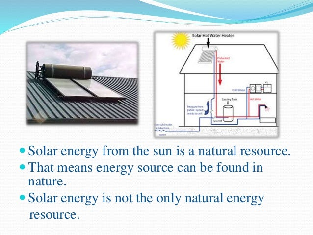  Wind is found in nature.  It is natural resource.  Wind energy is used to create electricity.  Wind energy can be gen...