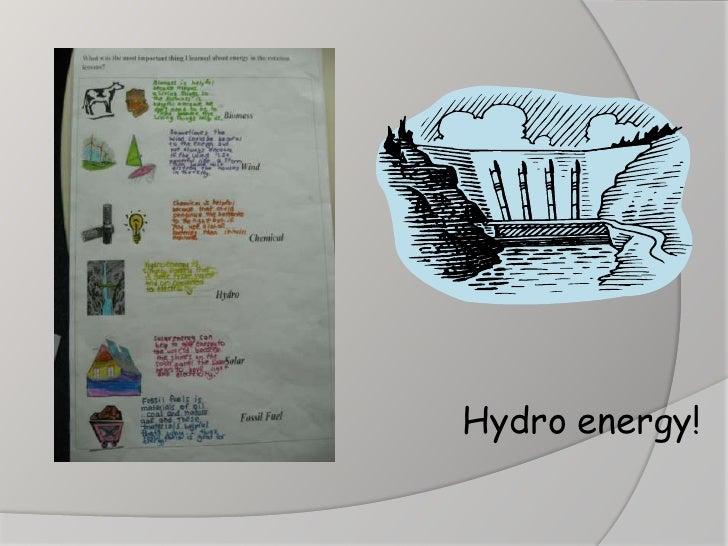 Hydro energy!<br />