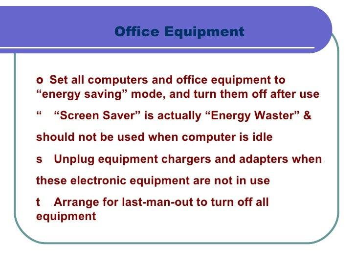Energy Saving ppt