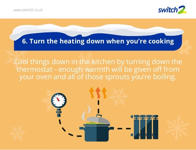 10 Tips For Energy-Saving Cooking