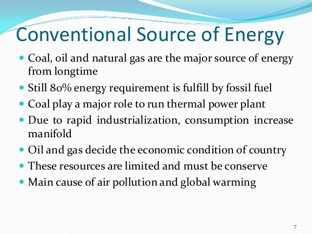 World Energy Scenarios