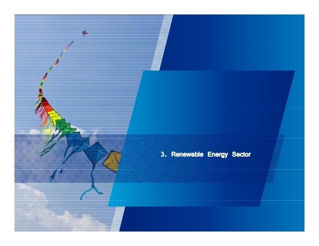 3. Renewable Energy Sector