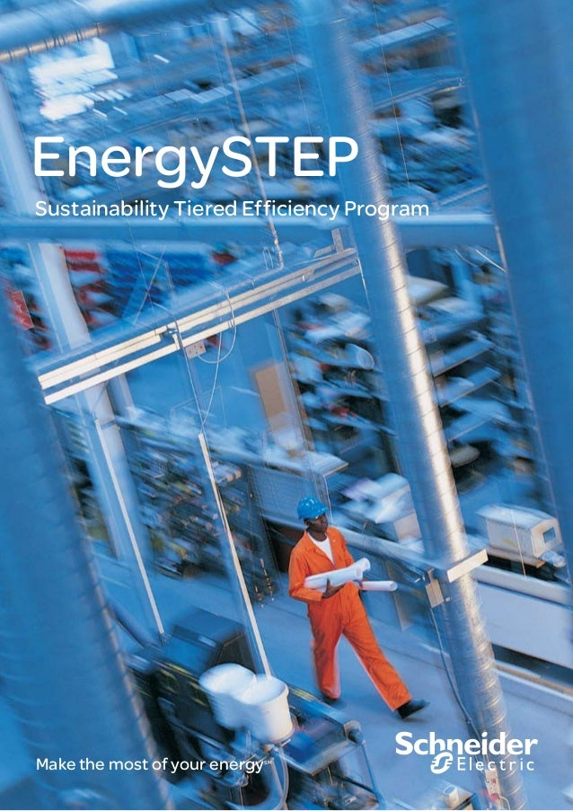 EnergySTEPSustainability Tiered Efficiency ProgramMake the most of your energy   SM