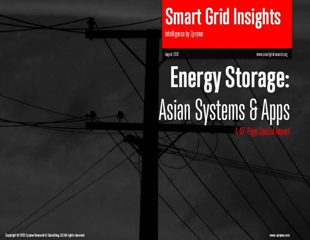 Smart Grid Insights                                                                         Intelligence by Zpryme        ...