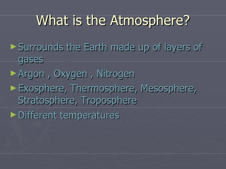 Energy transfer in the atmosphere and oceans