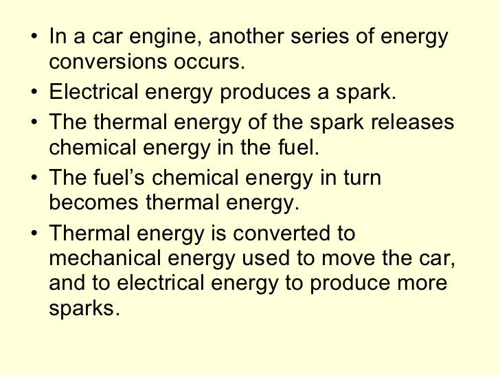 energy-transformations-and-conservation-7-728 Chemical To Mechanical Energy Transformation Examples on using fossil fuels, roller coaster, natural gas, kinetic potential, sixth grade science, convergence or,