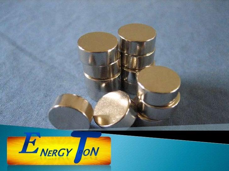 Somos una empresa encargadade producir energía por medio de nuestroproducto innovador, Este nuevo productoes capaz de tran...