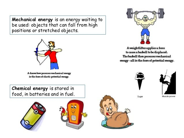 work power and energy vocabulary