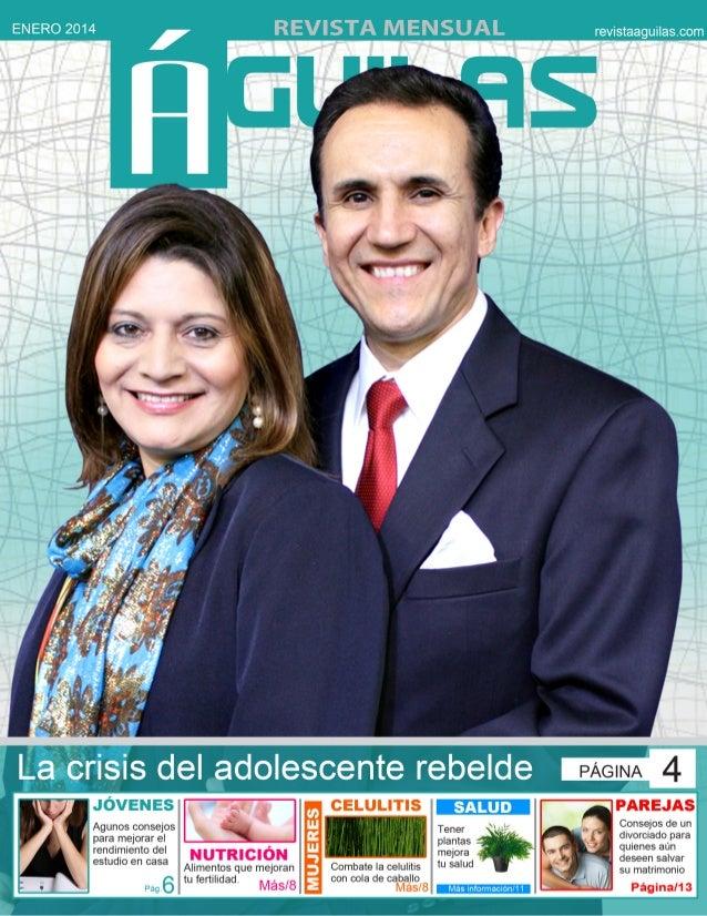 Página 1  revistaaguilas.com  Enero del 2014