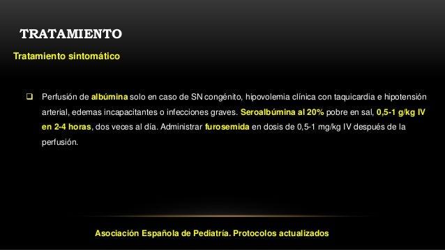 Tratamiento y prevención de las complicaciones  Hipertensión arterial. Fármacos de elección IECA y/o ARAII: Enalapril 0,1...