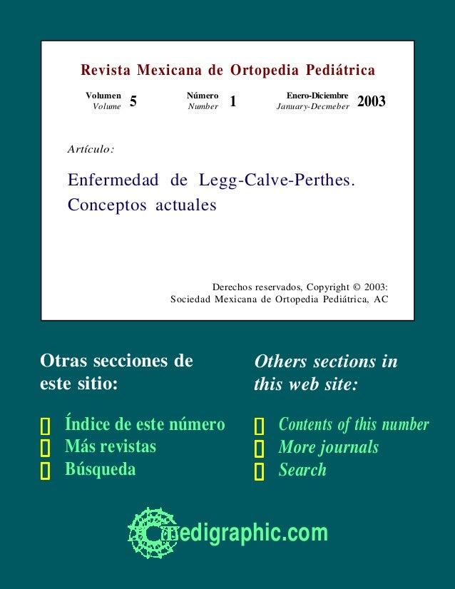 Otras secciones de este sitio:  Índice de este número  Más revistas  Búsqueda Others sections in this web site:  Contents ...
