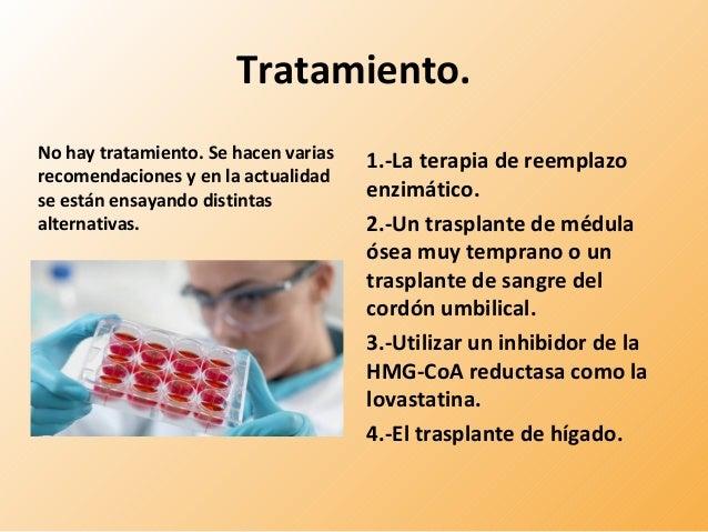 Tratamiento.  No hay tratamiento. Se hacen varias  recomendaciones y en la actualidad  se están ensayando distintas  alter...