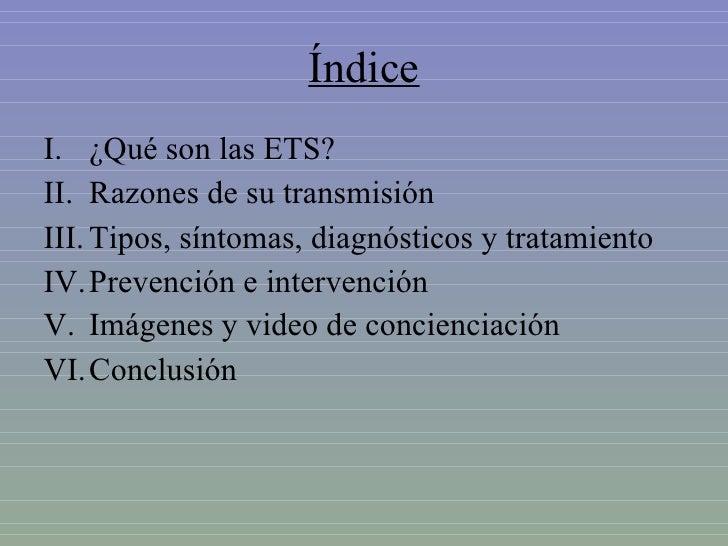Enfermedades de Transmisión Sexual Slide 2