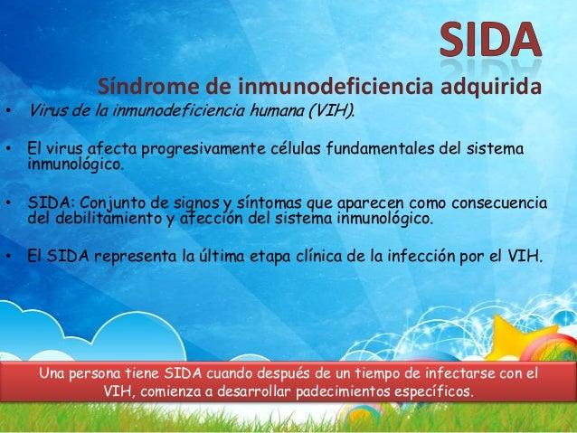 Como los síntomas se presentan también en otras enfermedades: La única forma segura de saber que una persona está infectad...
