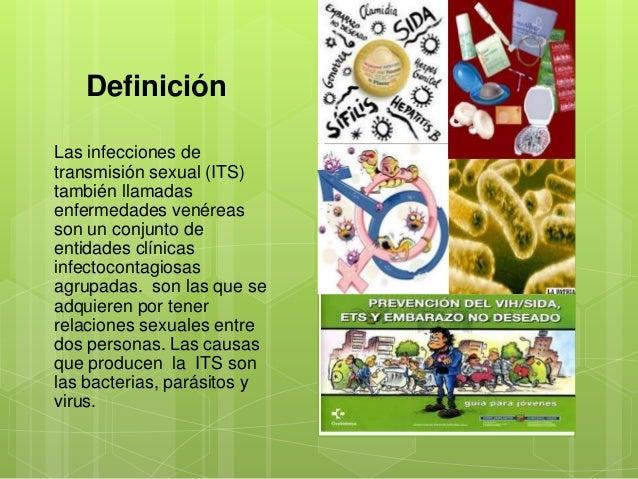 Enfermedades de trasmisión sexual Slide 2