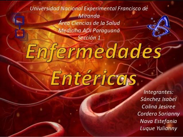 Universidad Nacional Experimental Francisco de                   Miranda           Área Ciencias de la Salud           Med...