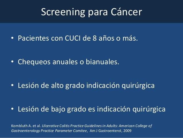 colitis ulcerativa cronica inespecifica pdf