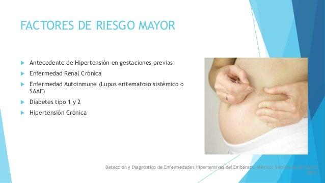 diabetes tipo 1 embarazo hipertensión inducida