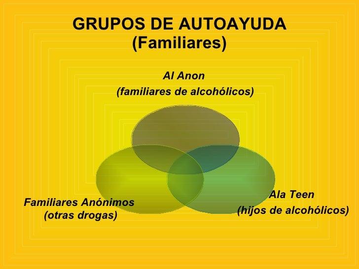 Los fracasos al alcoholismo
