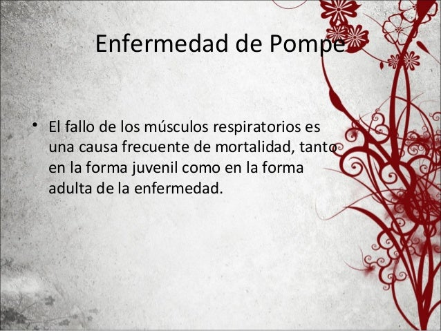 Variantes de Pompe Infantil • Debilidad muscular aguda • Lengua agrandada • Cardiomegalia • Hígado agrandado • Dificultad ...