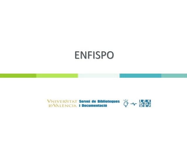 ENFISPO