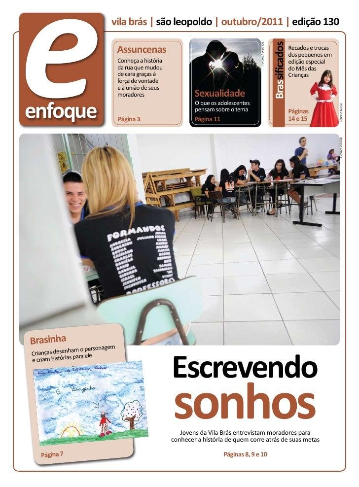 vila brás   são leopoldo   outubro/2011   edição 130                                                                      ...