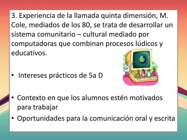 BIBLIOGRAFIA •Hernández, G. (2006). Miradas constructivistas en psicología de la educación. Cap. 5. Constructivismo social...