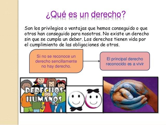 Que Es Un Derecho Humano - SEONegativo.com