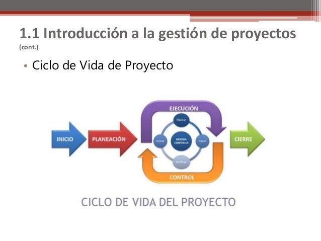 Enfoque integral de proyectos y operaciones - Gestion integral de proyectos ...