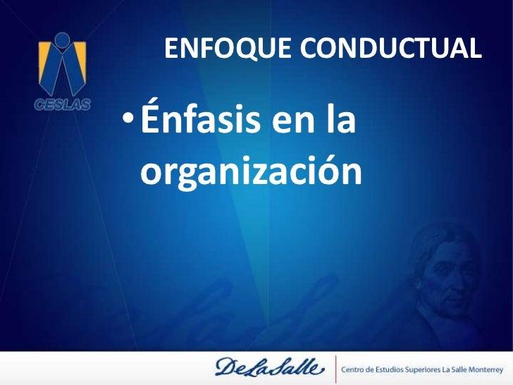 ENFOQUE FUNCIONALISTA<br />Descripción formal de las competencias<br />