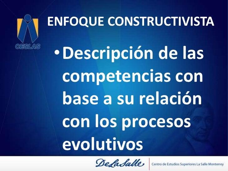 ENFOQUE CONDUCTUAL<br />Actividades diseñadas para responder a las demandas organizacionales<br />