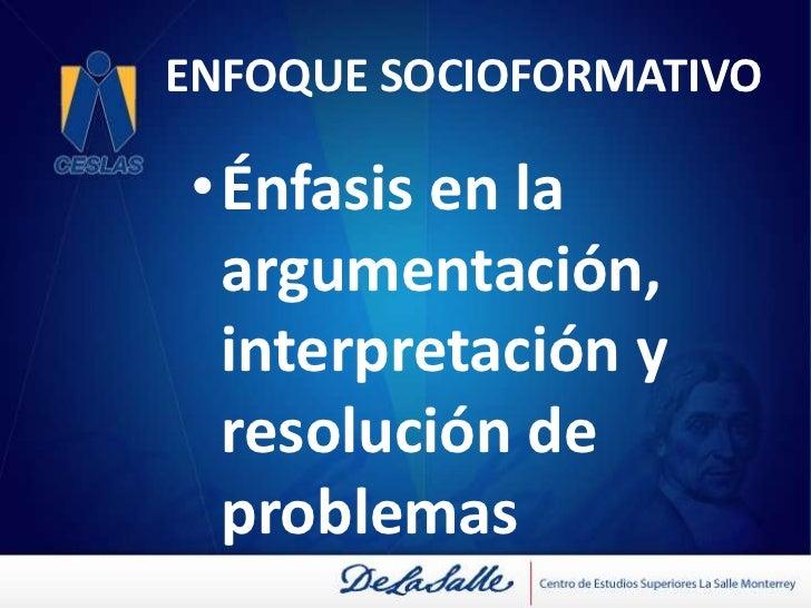 ENFOQUE CONSTRUCTIVISTA<br />Descripción de las competencias con base a su relación con los procesos evolutivos<br />