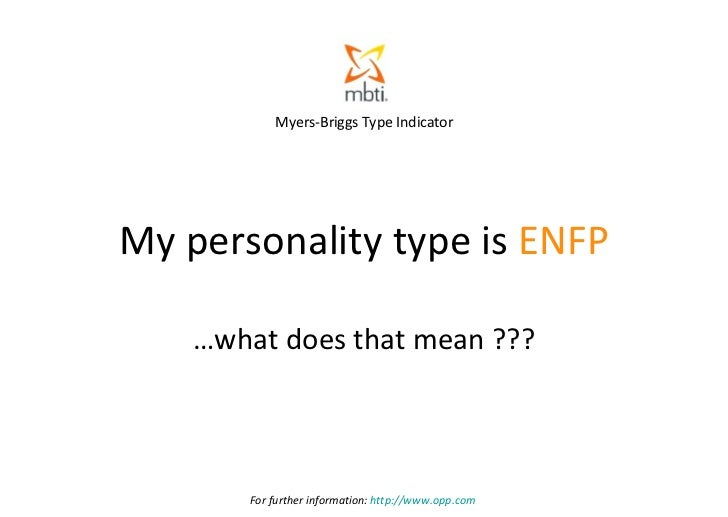 my personality type I've recently become fascinated with myers-briggs personality types and how much insight these distinctions in personalities can reveal not only can knowing your own personality type help you understand your own behaviors and how you interact with others, it can provide you with a lot of insight.