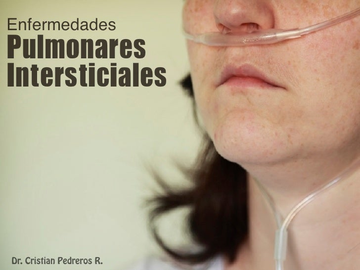 Enfermedades     Dr. Cristian Pedreros R.