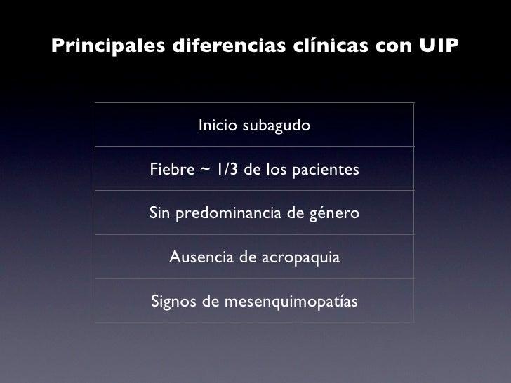 Neumonia Intersticial Descamativa