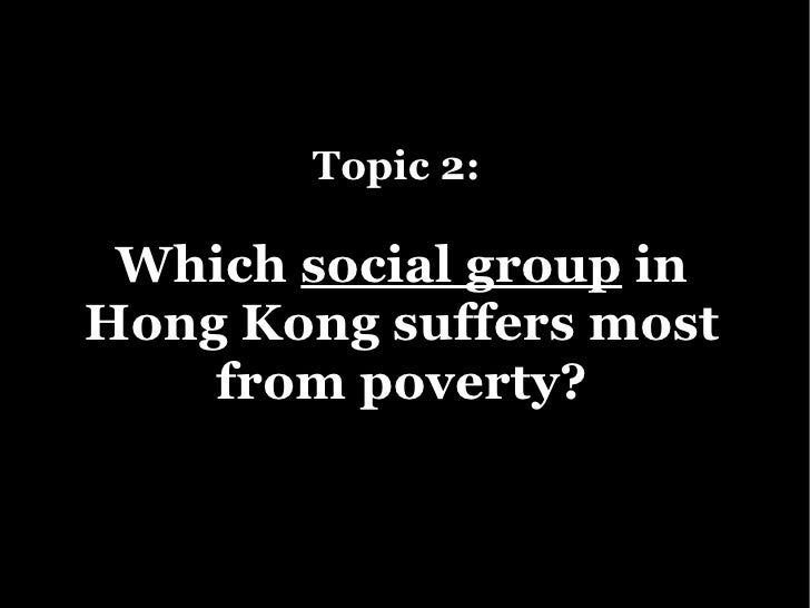 English presentation - poverty