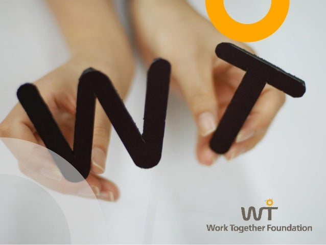 WT                 Vision     Our vision is to create a sound society        by resolving social polarization         and ...