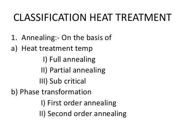 heat treatment Slide 3