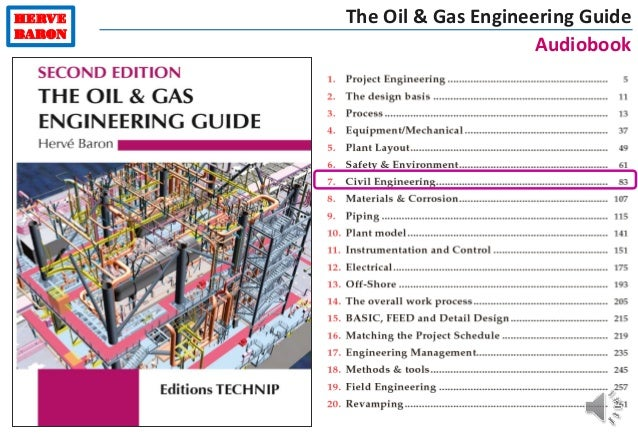 ©2015–HervéBaron HERVE BARON The Oil & Gas Engineering Guide Audiobook