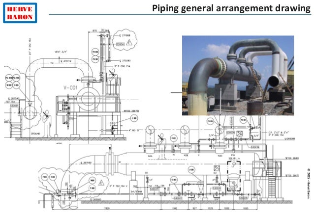 piping engineering tutorial Typical Air Compressor Piping  Plumbing Pipe Layout Layout for Pipe Welding Symbols Shop Air Compressor Piping Layout