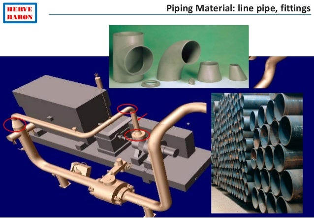 ©2015–HervéBaron HERVE BARON Piping Material: line pipe, fittings