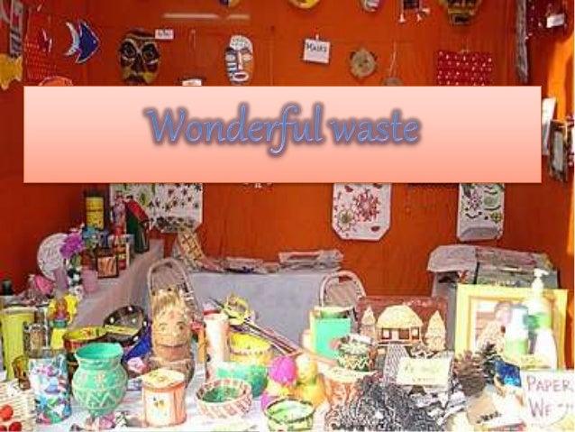 English standard 5th Wonderful waste N C E R T