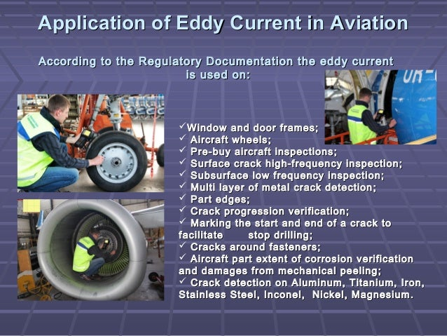 Eddy Current In Aviation