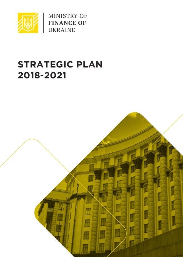 STRATEGIC PLAN 2018-2021