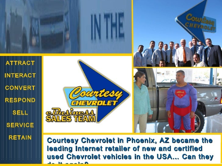 ENG Courtesy Chevrolet San Diego Case Study
